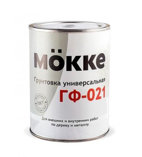 Грунт ГФ-021 MOKKE кр.-коричневый 20 кг