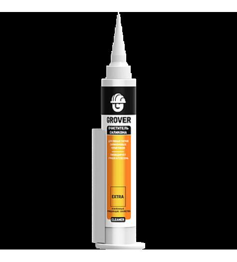 Очиститель силикона GROVER Cleaner 80мл