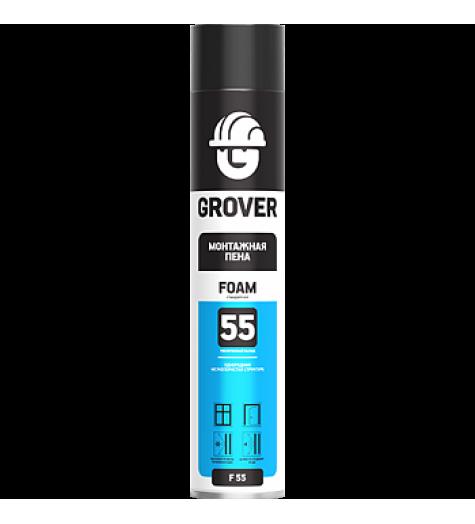Пена монт. GROVER F55 станд. 750мл