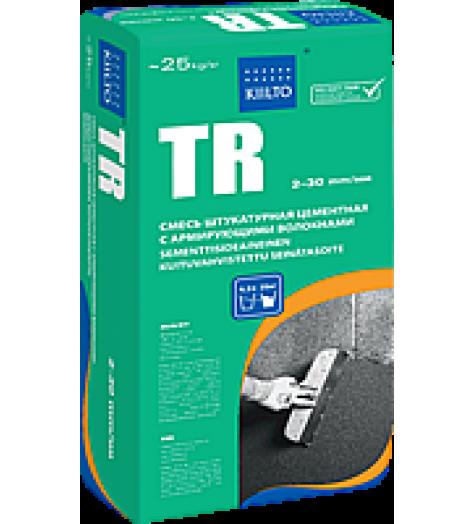 Штукатурная цементная армированная ТR 25кг