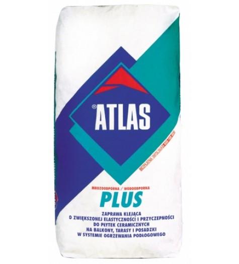 Клей для плитки ATLAS PLUS 25 кг