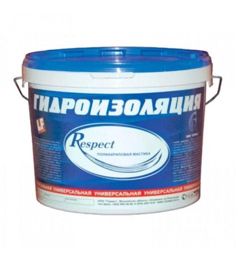 Гидроизоляция РЕСПЕКТ 10кг