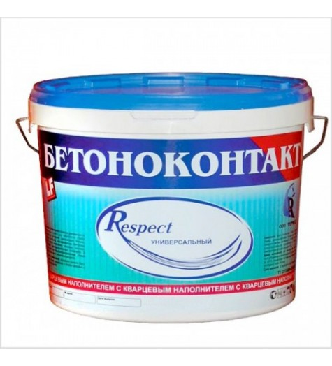 Бетоноконтакт РЕСПЕКТ 1,5кг