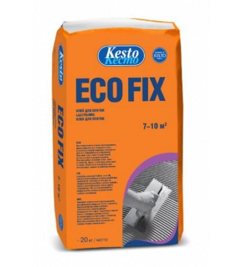 Клей для плитки Eco FIX 20кг