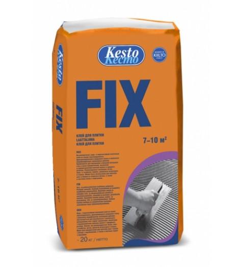 Клей для плитки FIX  20кг