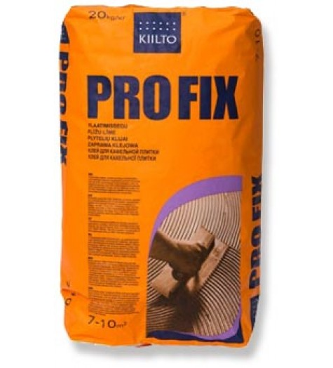 Клей для плитки PRO FIX  20кг