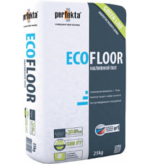 """Наливной пол Perfekta """"EcoFloor""""  25кг"""